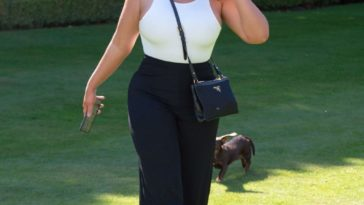 Lauren Goodger Sexy 17