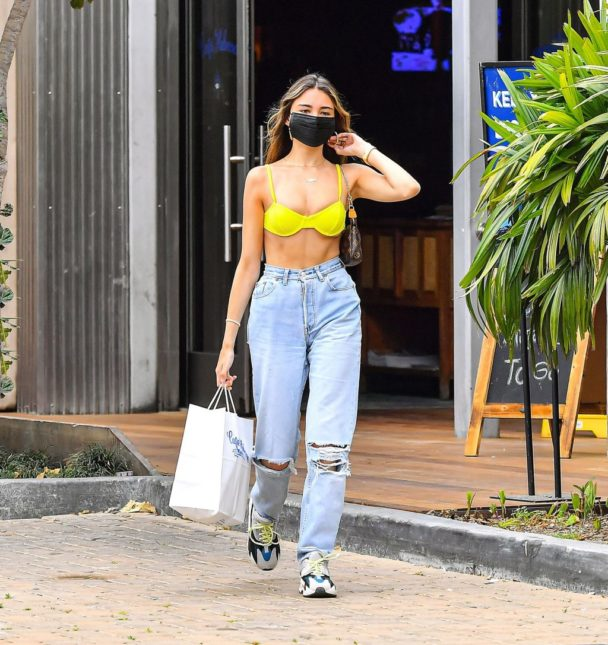 Madison Beer Hot 8