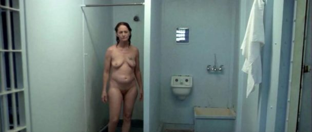 Naked Granny Melissa Leo Shows Her Saggy Tits 12