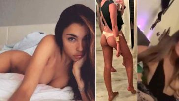 NEW PORN: Madison Beer Nude Photos & Sex Tape Leaked! 16