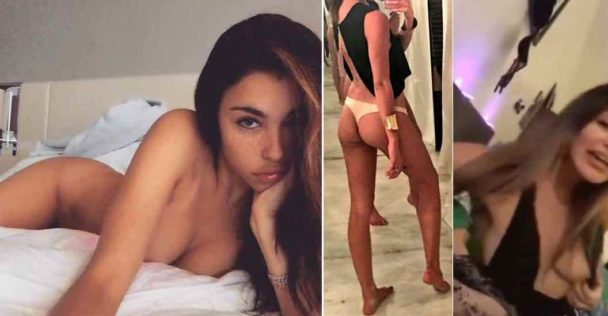 NEW PORN: Madison Beer Nude Photos & Sex Tape Leaked! 9
