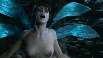 Naked Cara Delevingne Gets Fucked on That Fairy Show 20