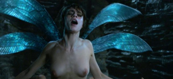 Naked Cara Delevingne Gets Fucked on That Fairy Show 5