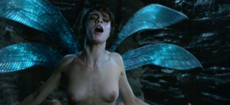 Naked Cara Delevingne Gets Fucked on That Fairy Show 7