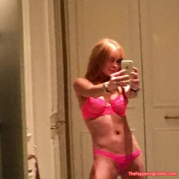 Lindsay Lohan Fresh Hot Intimate Nude The Fappening 2020 Leaks 7
