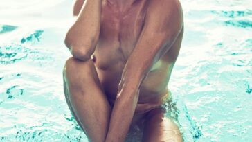 Natalie Coughlin Topless 16