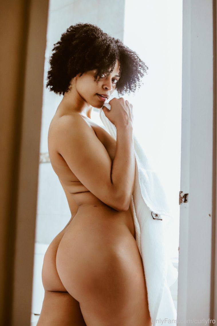 Curlyfro @curlyfro Nude New Photo Gallery And Videos - 7