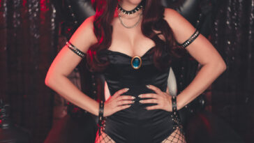 Meg Turney Bowsette Nude Cosplay Tease Patreon - 23