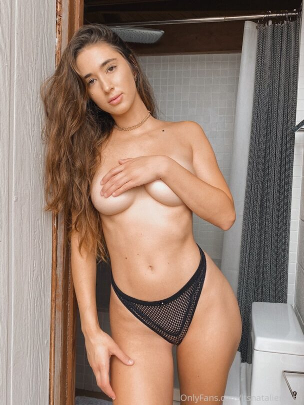 Natalie Roush Nude Tease Onlyfans Gallery - 9