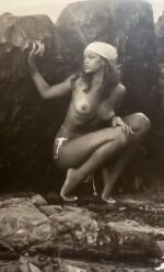 Previously Unreleased Nude Rihanna Pictures from Her Book 25