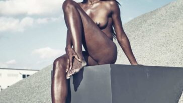 Fully Naked Venus Williams is Predictably Hot 12