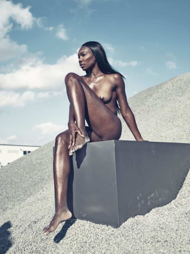 Fully Naked Venus Williams is Predictably Hot 7