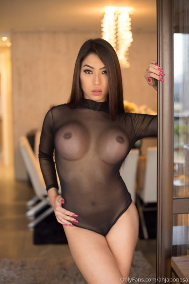 AhJaponesa Nude Gallery Onlyfans Latina - 5
