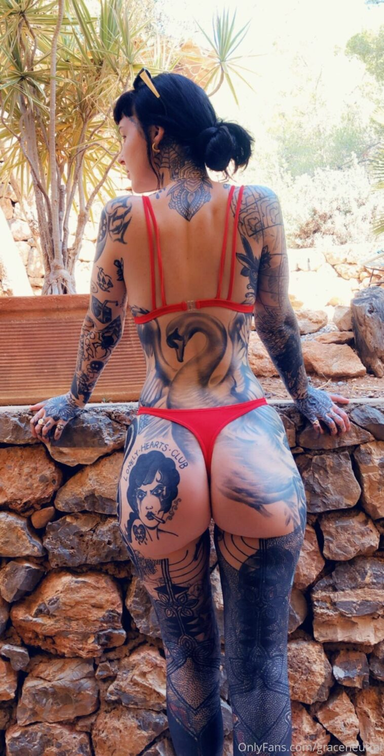 Grace Neutral Nude Gallery Tattoo Artists - 7