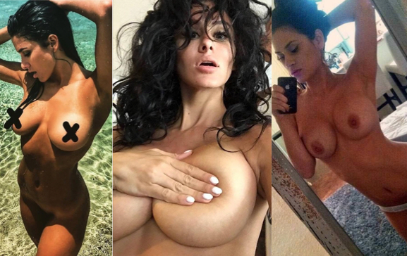FULL VIDEO: Brittany Furlan Nude Photos! 7