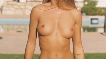 Mathilde Tantot Nude Gallery Instagram Model - 11