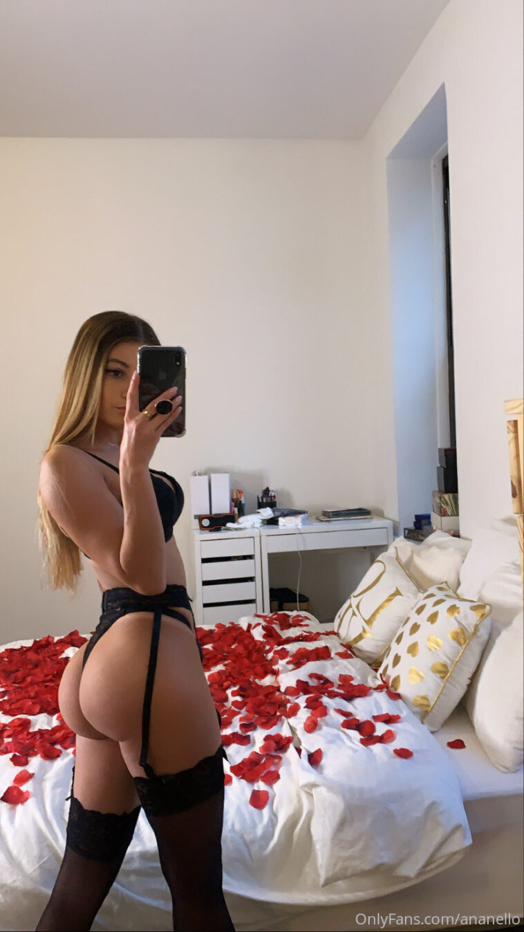 Ana Nello Nude Onlyfans Gallery Leaked a - 7