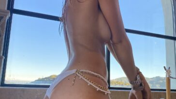 Bella Thorne Sexy Hot Topless Leaks 13