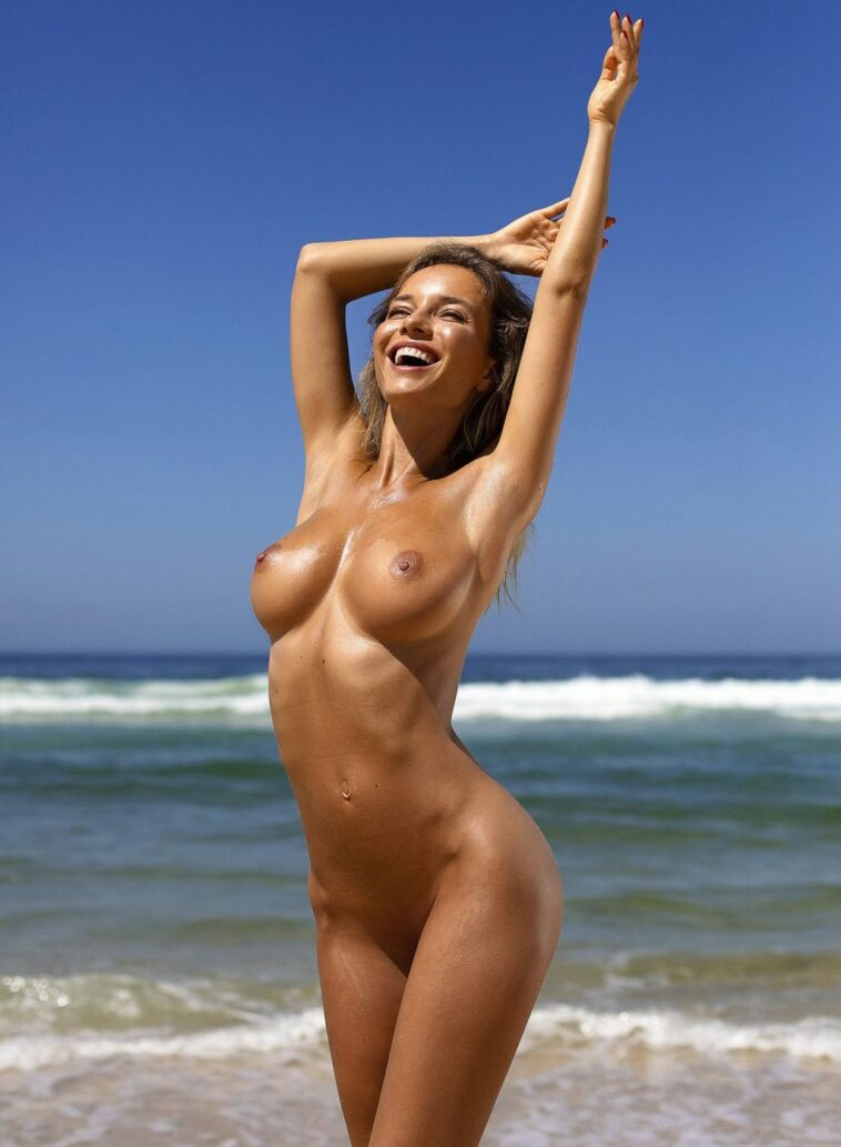 Naked Natalia Andreeva Flaunting It Once Again 7