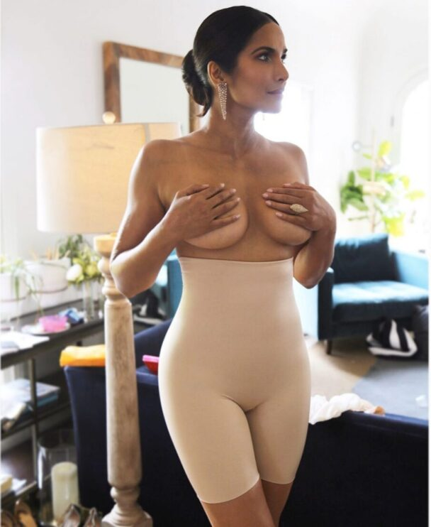 Exotic MILF Padma Lakshmi Shows Her Naked Body 7