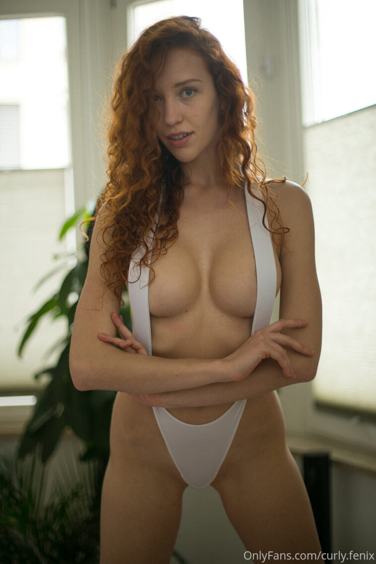 Curly Fenix Nude Onlyfans Gallery Redhead - 7