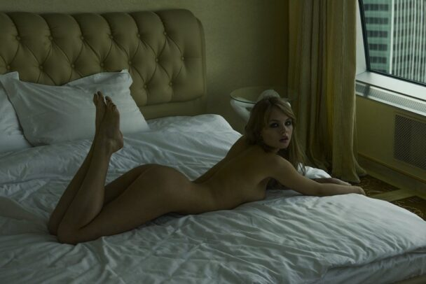 Anastasiya Scheglova's Latest Nude Pictures to Get You Off 2