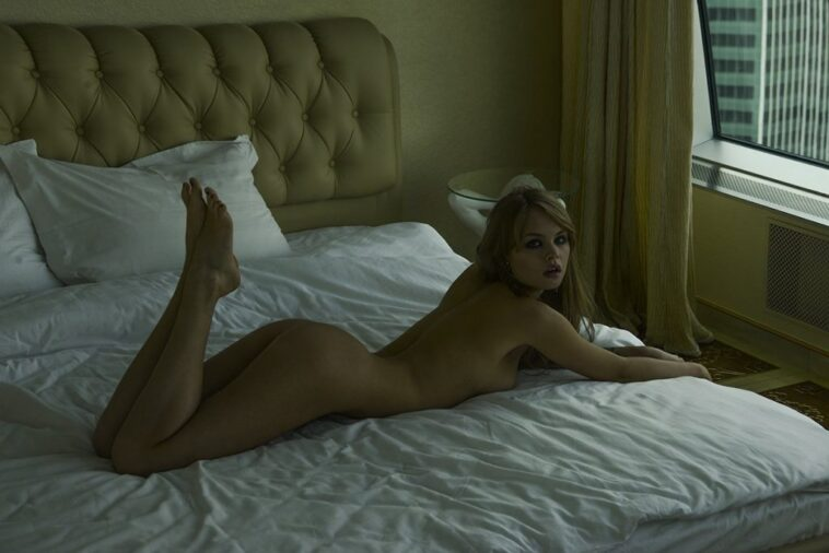 Anastasiya Scheglova's Latest Nude Pictures to Get You Off 7