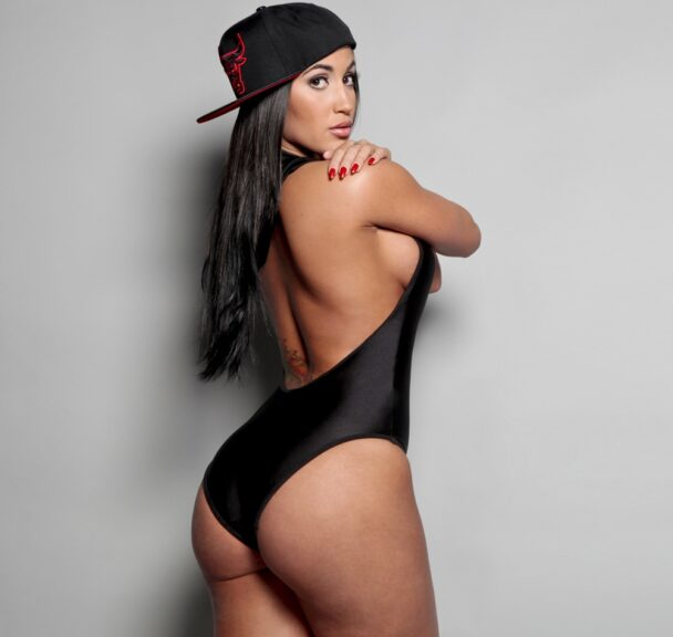 Claudia Sampedro Nude Tease HOT Instagram Model - 5