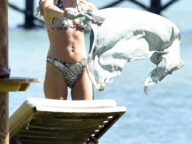 Abbey Clancy Bikini 2