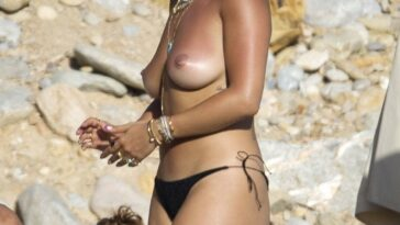 Rita Ora Instagram Nude Leaks (25 Photos) 11