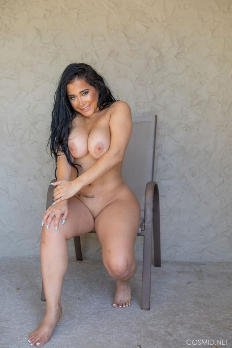 Juliana Cruz Naked 7