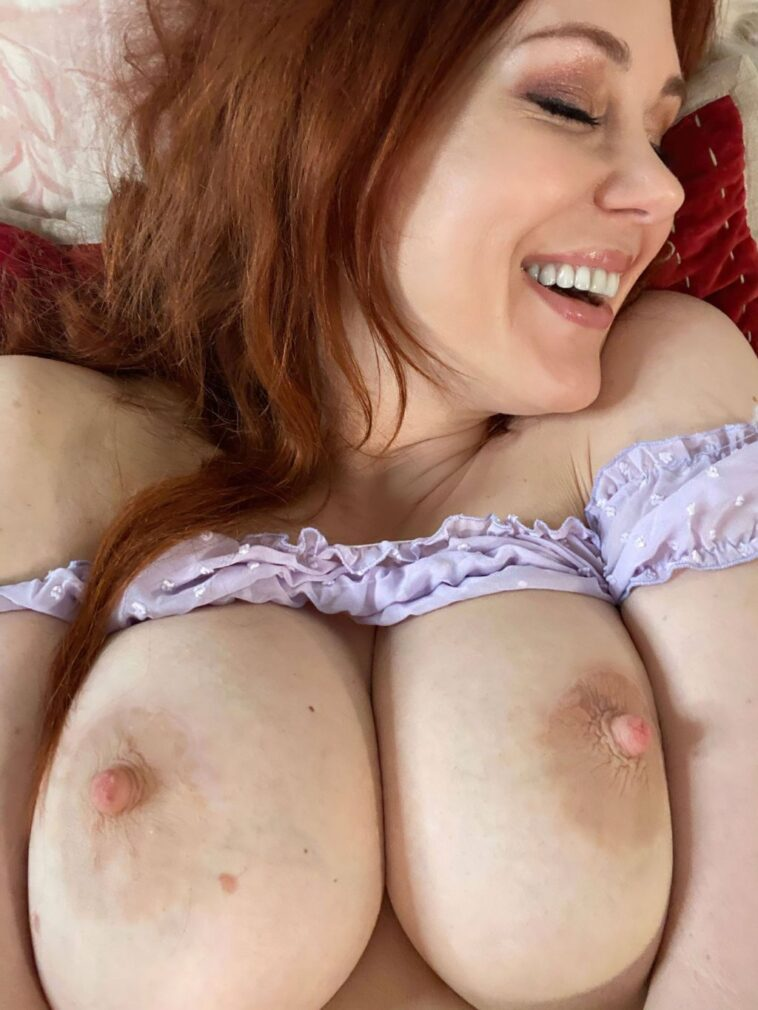 Maitland Ward Topless 7