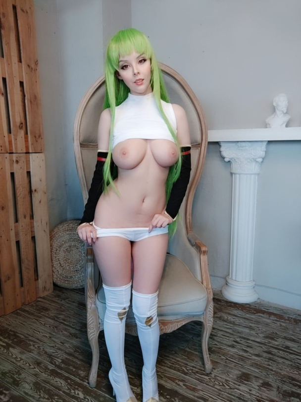 Helly Valentine Cosplay Onlyfans Nude Gallery Leaked - 1
