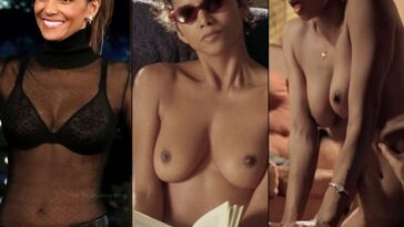 Halle Berry Naked 11