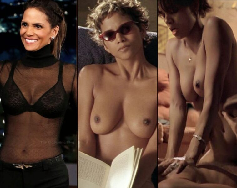 Halle Berry Naked 7