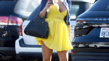 Holly Madison Cleavage 12