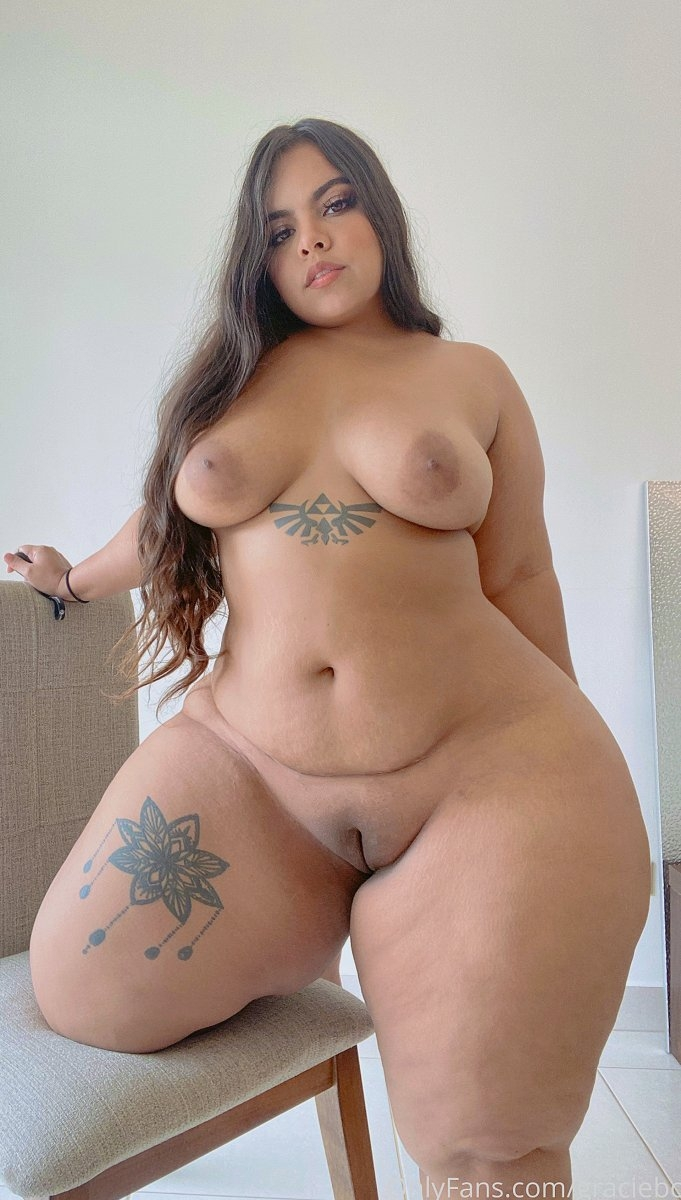graciebon Thicc Onlyfans Nude Gallery Leaked - 7