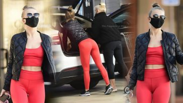 Julianne Hough Cameltoe 14