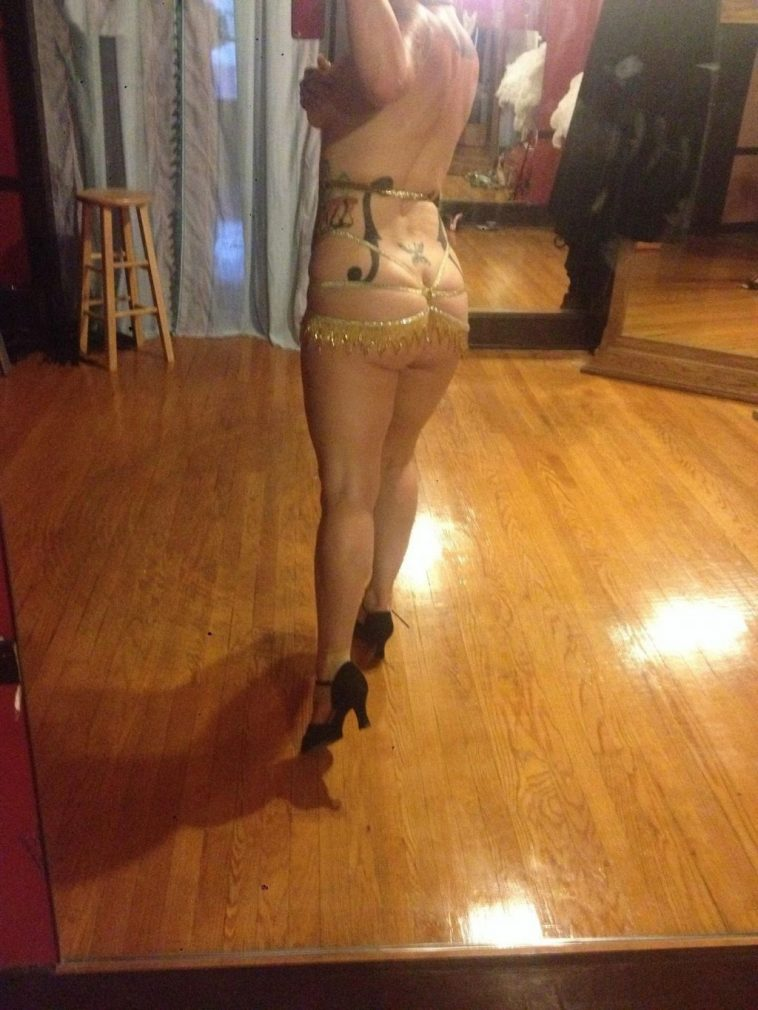 Danielle Colby Topless 7