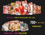 For The First Time Ever, Download The Complete Hustler Adult Magazine Digital Collection (1974 - 2021) 61